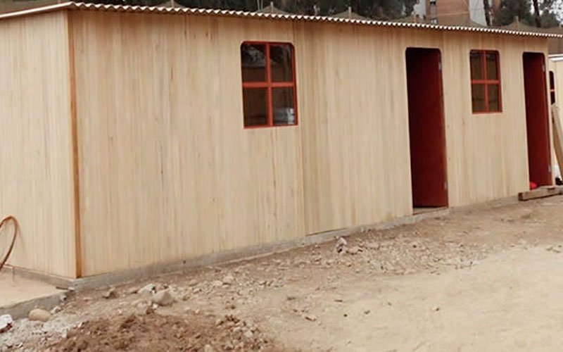 Casas Prefabricadas Inversiones Callupe Sac