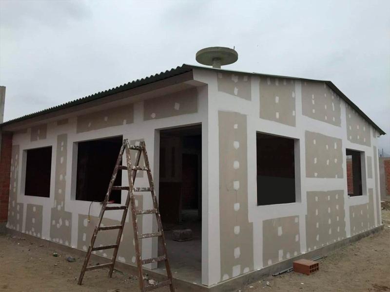 Construcción en Draywall