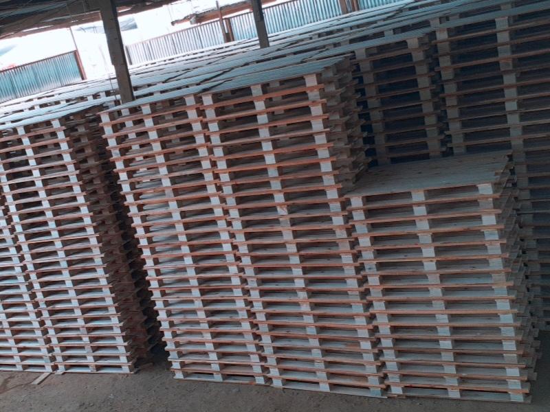 Fabricación de Pallets