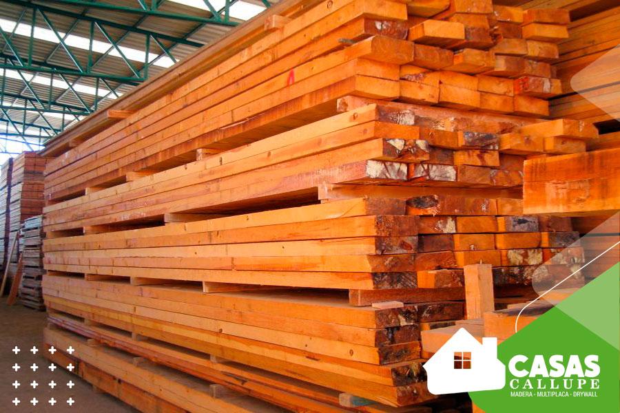 Tipos de maderas para exterior