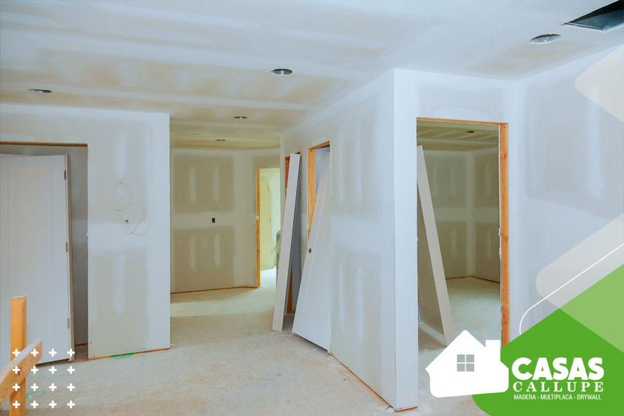Qué es el Sistema Drywall