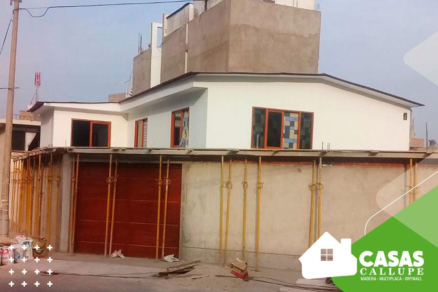 Casas de drywall